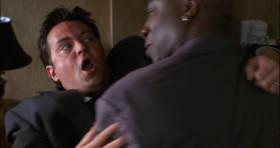 <b>Фрэнки Фигс:</b> - Ты не будешь звать на помощь? <b>Оз:</b> - А это поможет? <b>Фрэнки Фигс:</b> - …Нет.