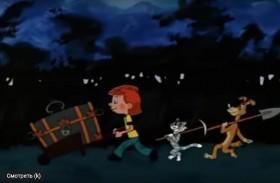 - А чего это вы в сундуке везёте? - Это мы за грибами ходили, ясно? - Конечно, ясно. Чего тут неясного... Они б ещё с чемоданом пошли.