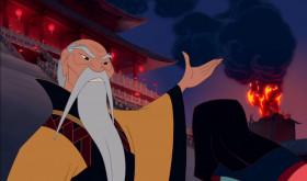Я очень много слышал о тебе, Мулан. Ты украла доспехи отца. Сбежала из дома. Прикинулась солдатом. Обманула своего командира. Опозорила китайскую армию. Разрушила мой дворец. И... спасла всех нас.