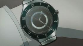 - Почему ты так пристально смотришь на свои часы? - А! Часы? Я хотел узнать время. Просто я... КИРА.