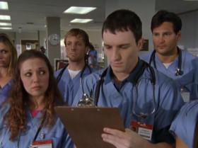 Он убил уже столько пациентов,что я начинаю думать, что он работает на правительство.