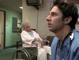 Запомни, новичок, если бегаешь по клинике с трупом, никто тебя к другой работе не припашет.
