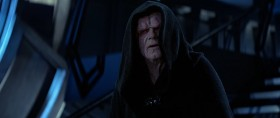 Я никогда не перейду на тёмную сторону. Вы проиграли, Ваше Величество. Я Джедай, каким был и мой отец!