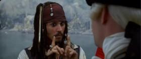 - Вы самый жалкий из всех пиратов, о которых я слышал. - Но вы обо мне слышали!