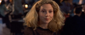 Мистер Фицхерберт, как я подозреваю, сексуальный маньяк, который только и знает, как рассматривать мою грудь. <...> А это Перпетуя, она немного старше меня и поэтому возомнила себя начальницей, мне постоянно хочется уронить ей на голову что-то тяжёлое. <...> Ежедневные звонки лучшей подруги Джут, возглавляет отдел инвестиции в банке Бредлинг и проводит большую часть дня в туалете, рыдая из-за очередного идиота. <...> Шатс - журналистка, «сраный» - её любимое слово. <...> Том - поп-звезда 80-х, за всю свою карьеру записал только один диск, а потом ушёл, думал, что этого хватит, чтобы заниматься сексом все 90-е годы...